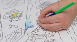 Полотна-раскраски - где купить - заказать - официальный сайт - производитель