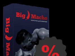 BigMacho - отзывы - купить - цена в аптеке - состав - официальный сайт - заказать - где купить - где купить - что это - как принимать