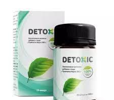Detoxic - отзывы - купить - цена в аптеке - состав - официальный сайт - заказать - где купить - где купить - что это - как принимать